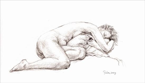 Liggend-naakt-tekening-opus-09t16
